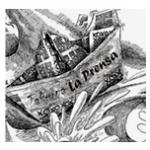 Logo taberna La Prensa